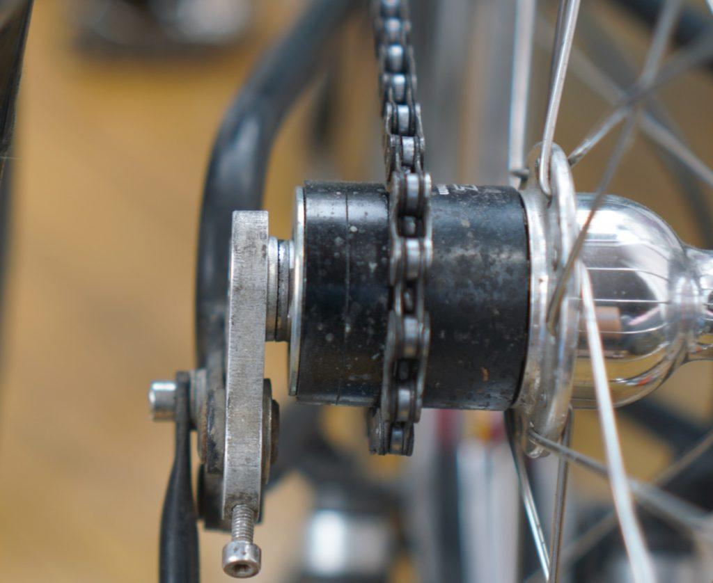 贾亮的自行车